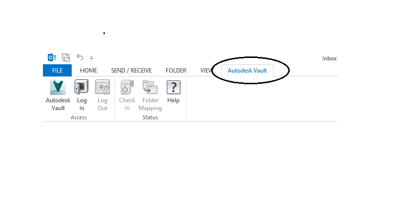 Solved: Autodesk vault add in not showing in the Microsoft office