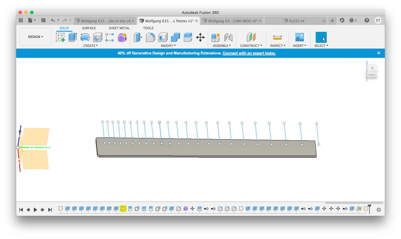 Solved Project A Sketch On A Curved Surface Autodesk Community Fusion 360