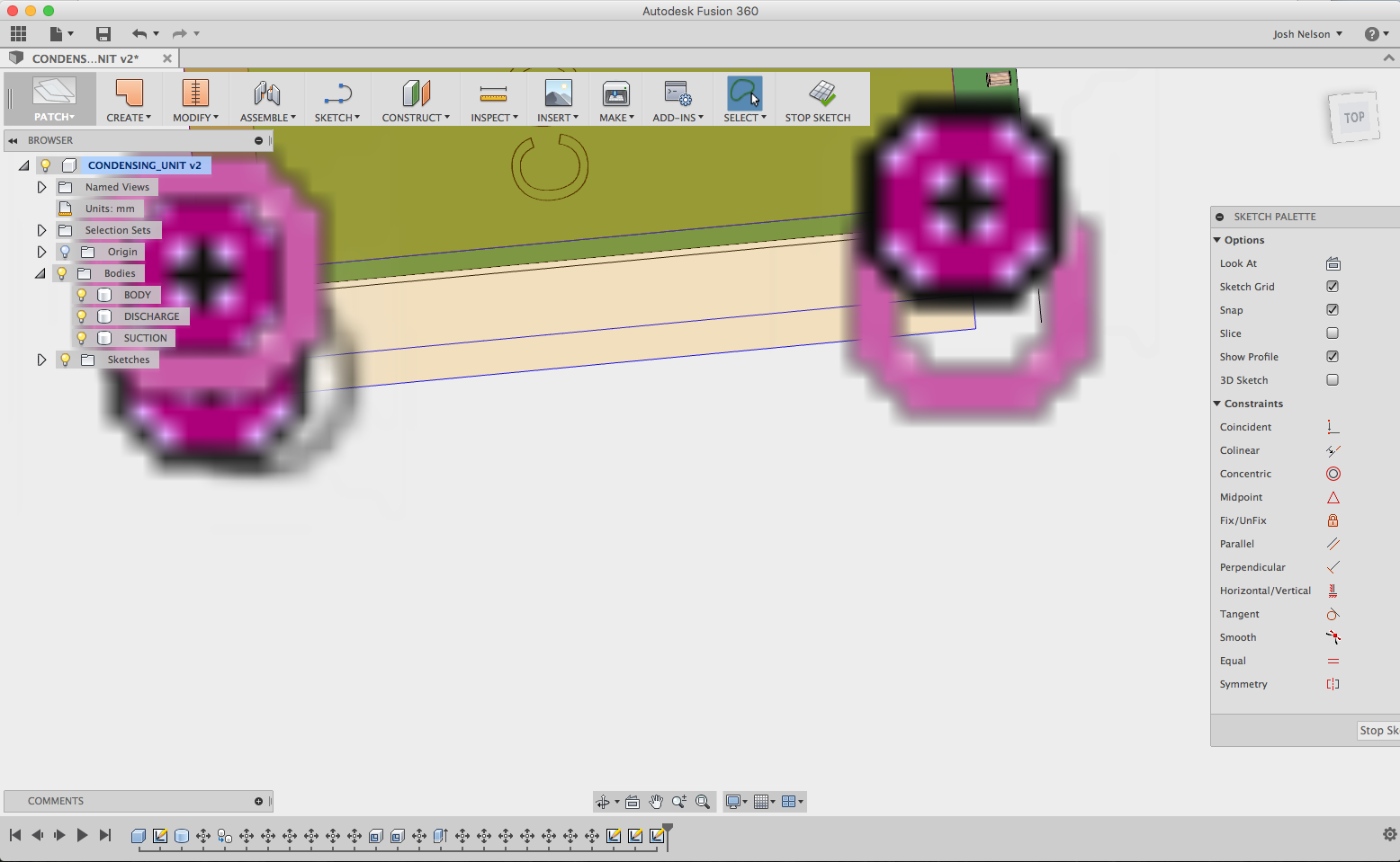 Macbook Pro Screen Pink Lines