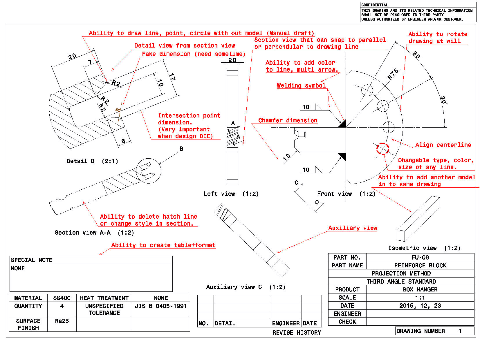 Help us help you create better 2D drawings! - Autodesk