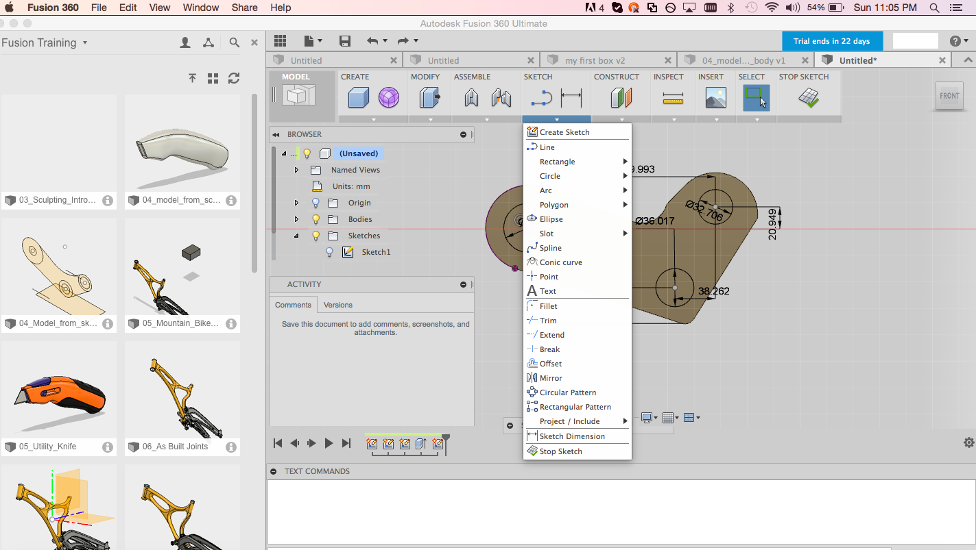 Where is the constraint command on the menu? - Autodesk