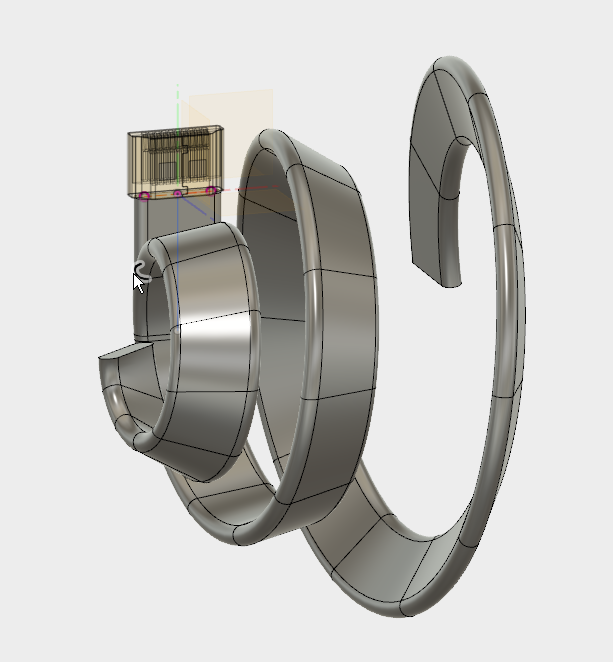 Solved: Help modeling coiled flat cable - Autodesk Community