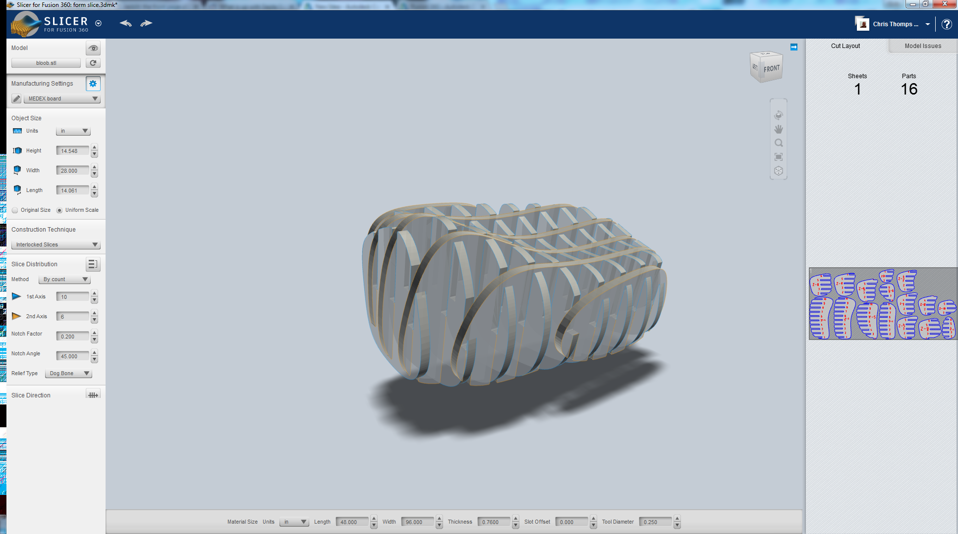 Implement Export and Print in Slicer for fusion 360 - Autodesk Community