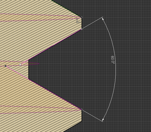 Fix Metric Trapezoidal Threads - Wrong Thread Angle