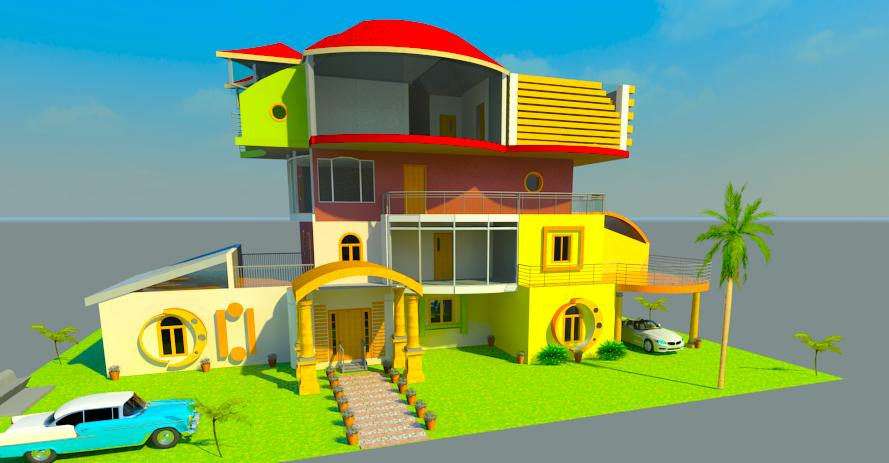 Solved: which is best for architecture revit or 3ds max
