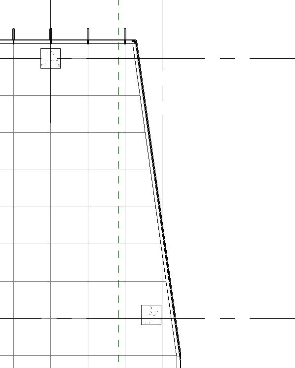 Solved  Revit Curtain System Grid Problem