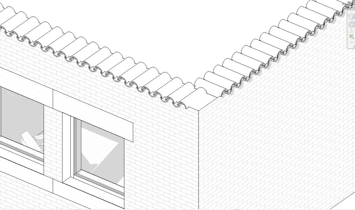 Solved Is This A Good Way To Make A Roof Tile Autodesk Community Revit Products