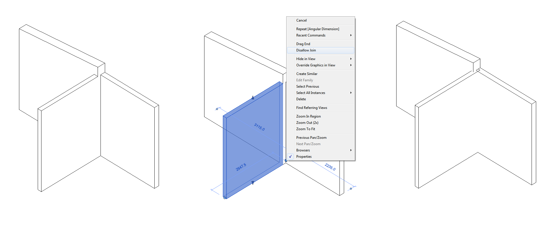 Solved: Revit constantly forces wrong alignment on walls
