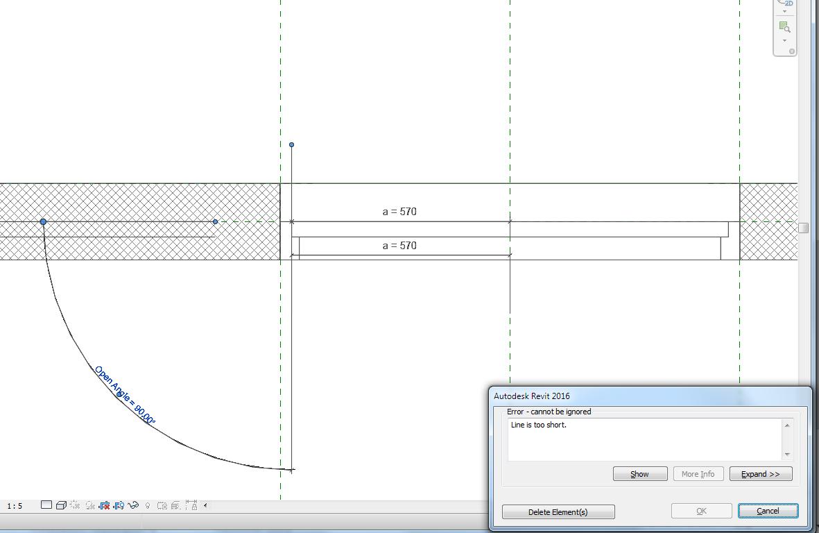 Solved: Help with pivot door family - Autodesk Community