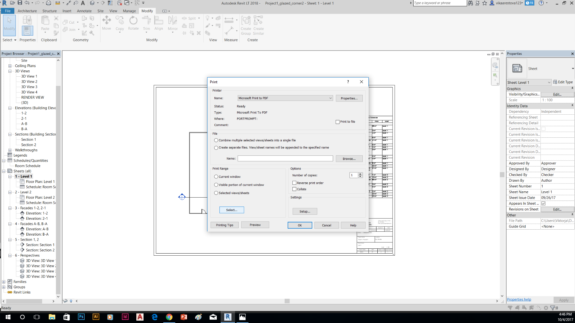 Solved: Export to PDF - Autodesk Community- Revit Products
