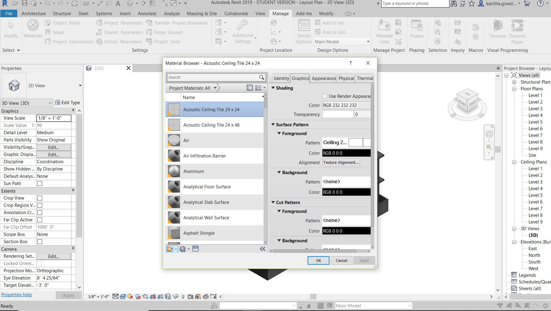 Solved: Revit 2019 Material Library not working - Autodesk Community