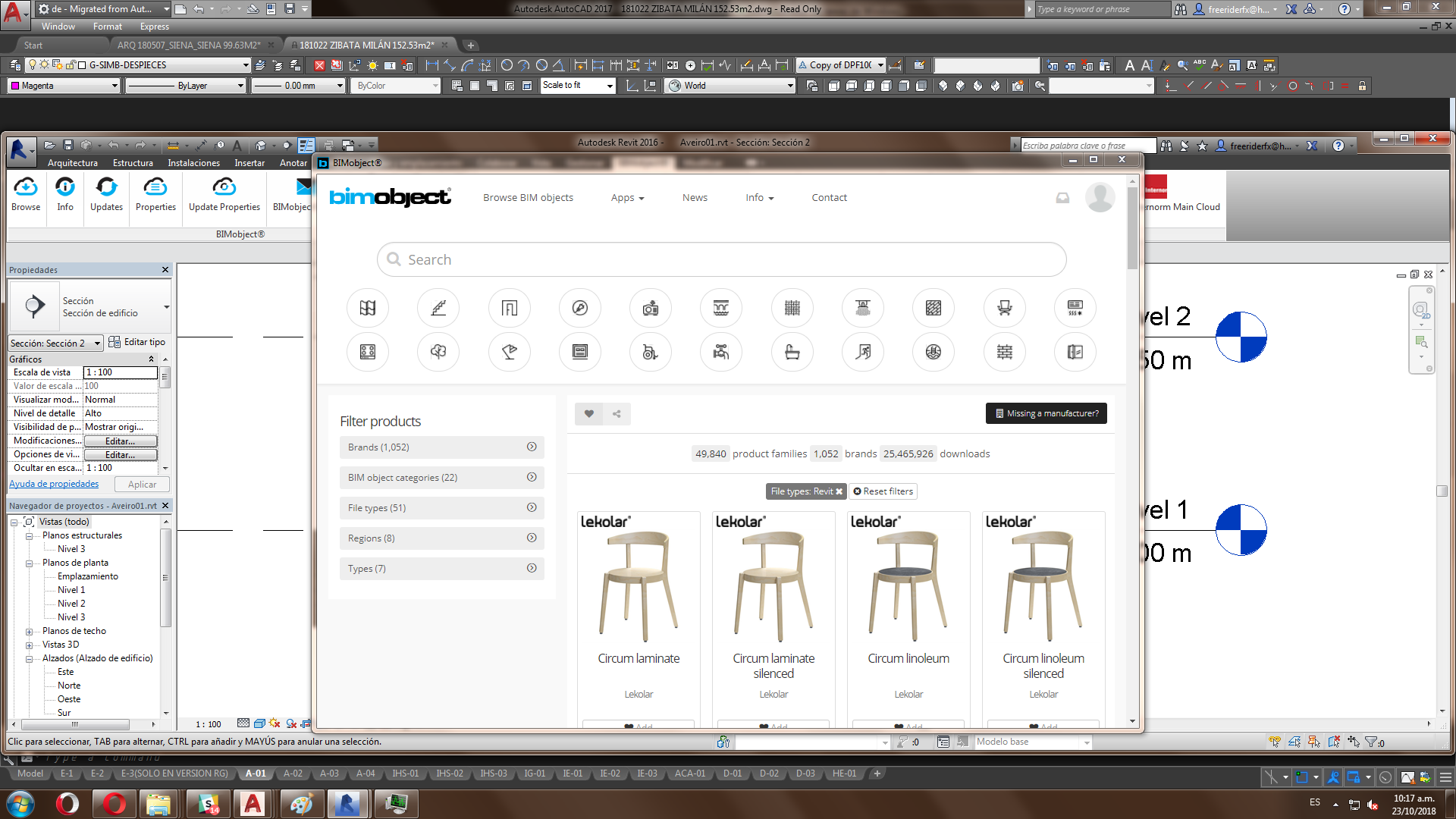 Solved: Can´t Sign-in into BIMobject® (revit 2017-2018) - Autodesk