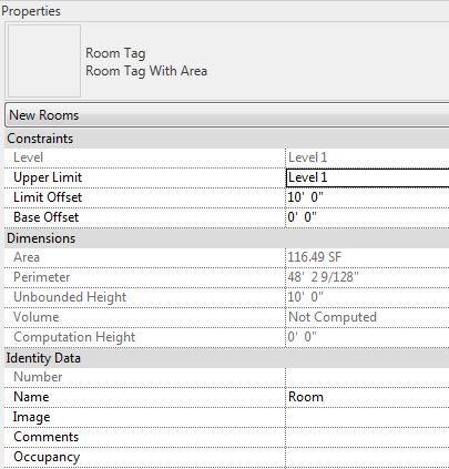 Solved: Room Tag in Area Plan--Not Visible - Autodesk