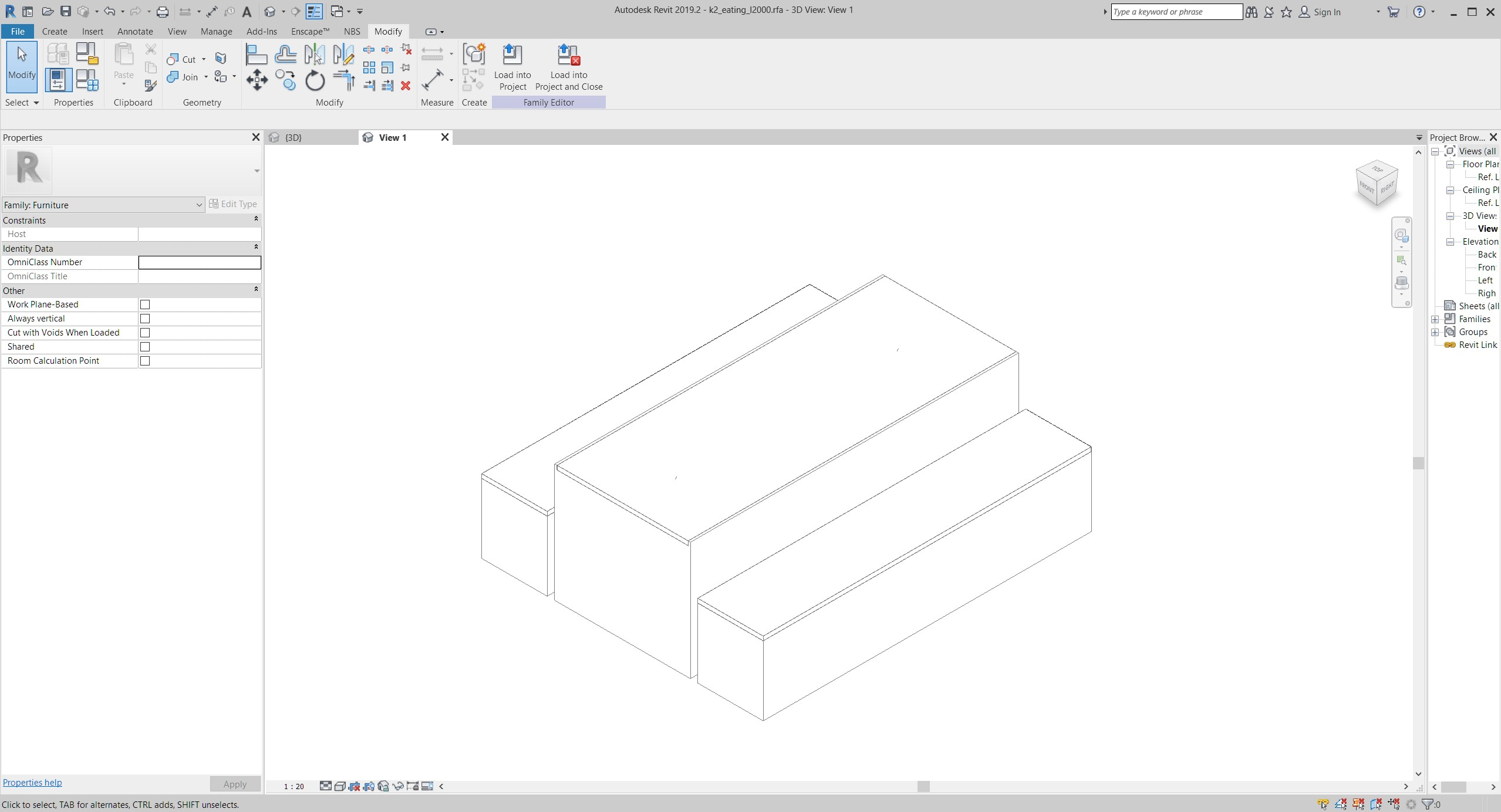 Solved: BIM Objects Surrounded by Boxes - Autodesk Community- Revit