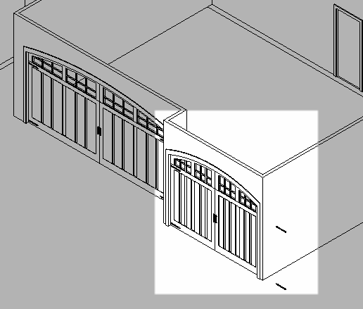 High Quality Need A Little Help On Garage Door Familiy   Autodesk Community  Revit  Products