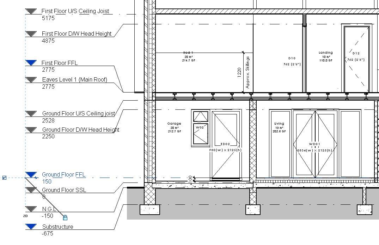 Strange Revit Floor Plan Level Problem Not a newbie