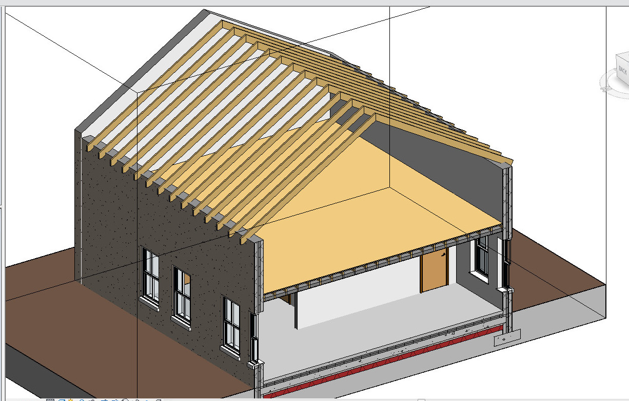Solved: Problems Attaching Rafters (beam System) To Roof   Autodesk  Community
