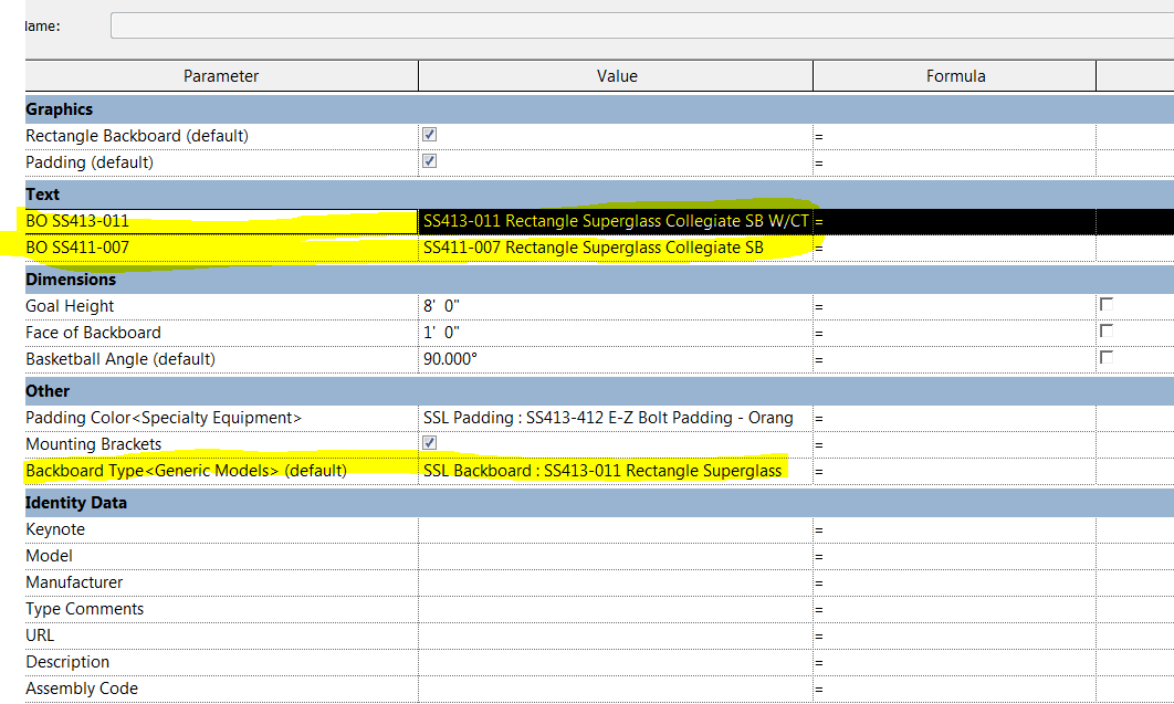 I NEED HELP ON FORMULAS? - Autodesk Community- Revit Products
