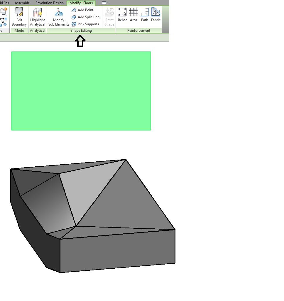 Solved Bottom Sloped Floor Autodesk Community Revit Products