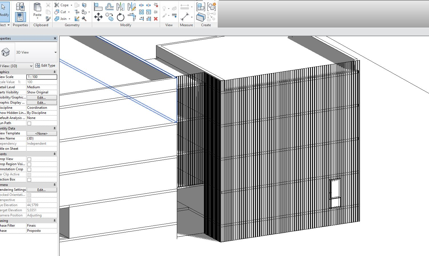 Solved: HOW TO MAKE - Wall wooden strips - Autodesk