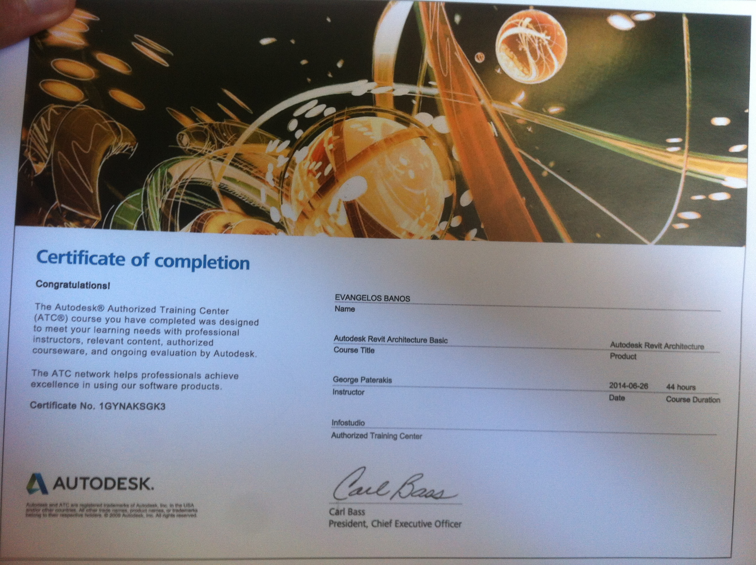 Certification Autodesk Community Revit Products