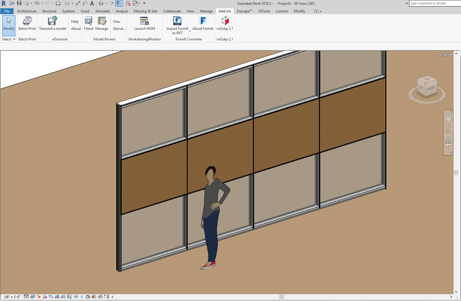 Solved: Formit to Revit - How to assign materials? - Autodesk