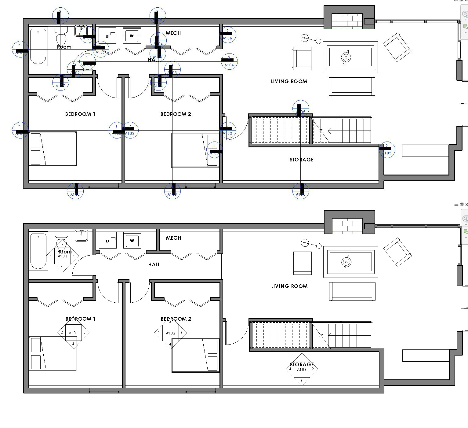 Solved Automate Room Elevations Using Revit API