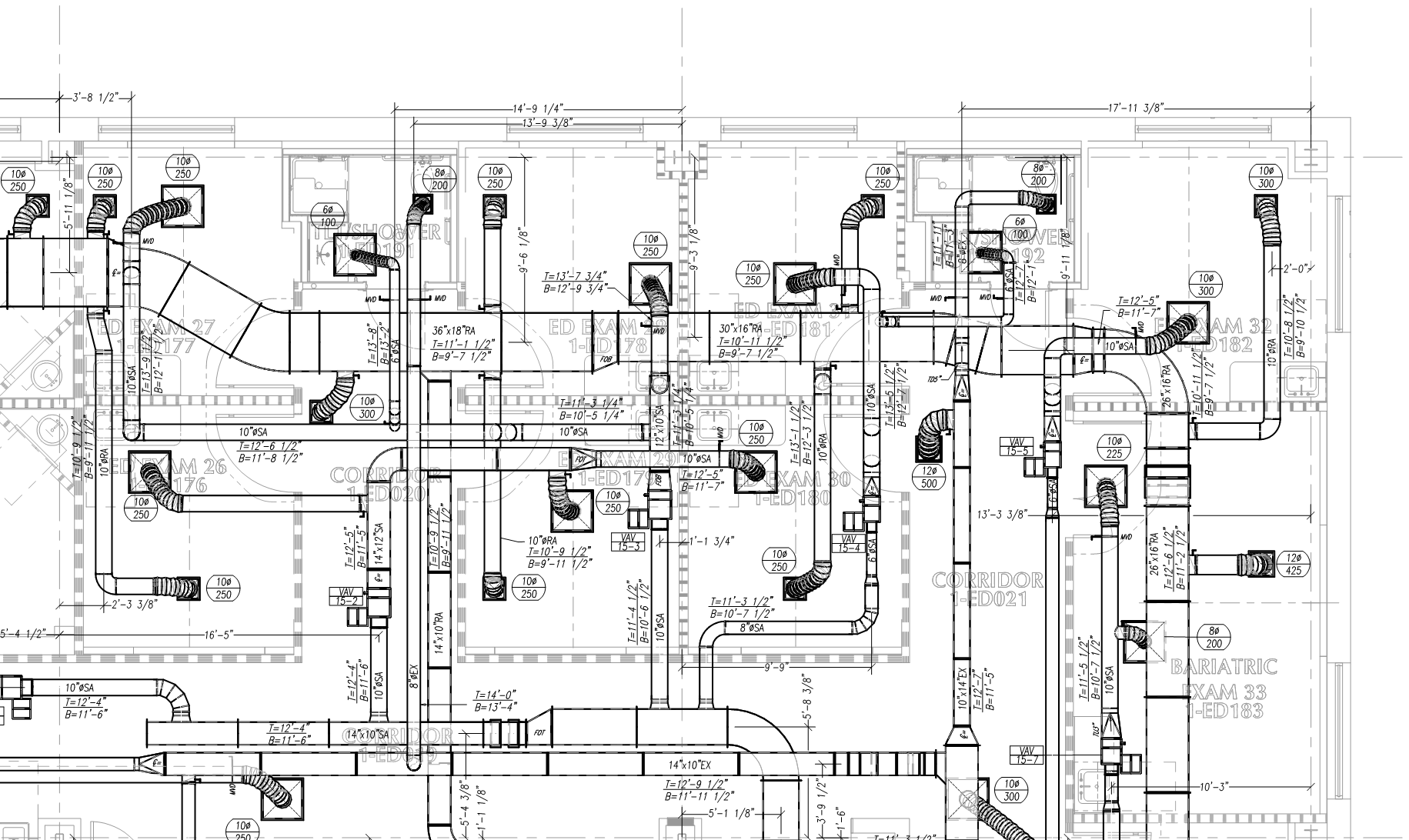 Fabrication Cadmep Shop Hvac Drawings Autodesk Community Duct Drawing Example Products