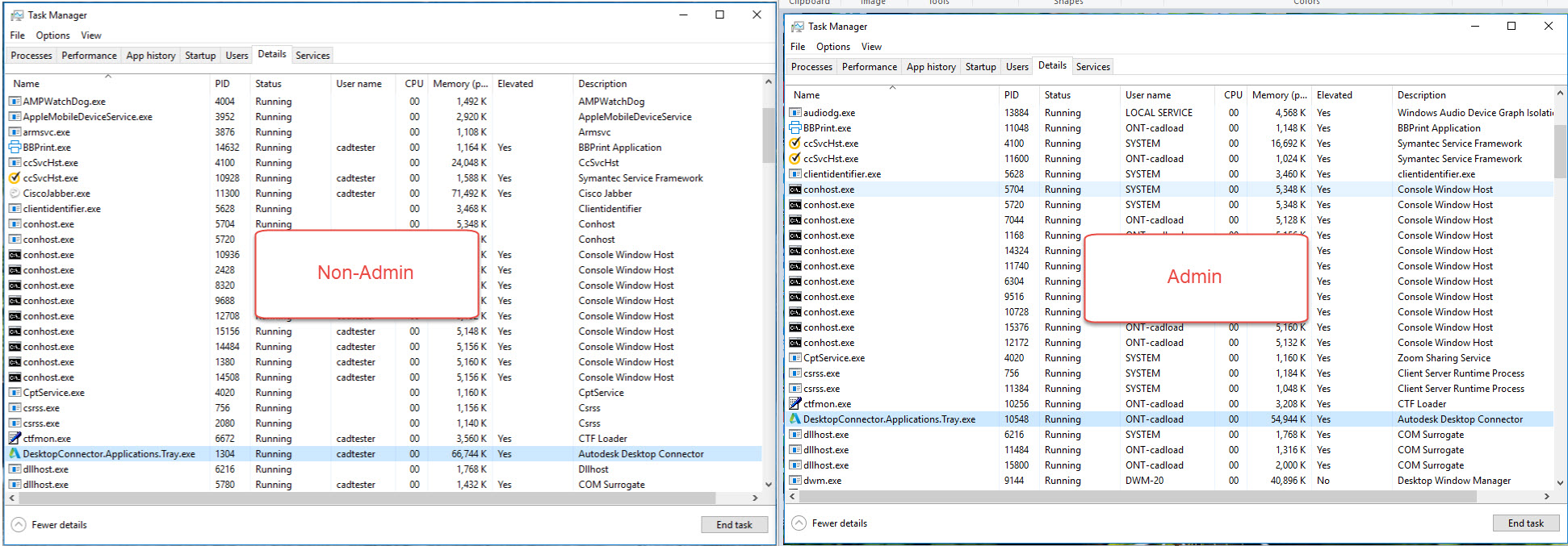 Solved: Desktop Connector stopped working after Windows 10