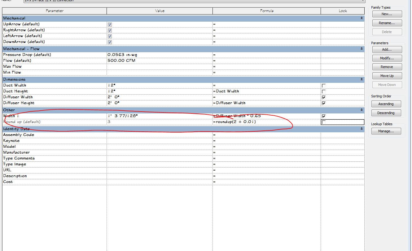 Schedules formula for rounding up autodesk community biocorpaavc Gallery