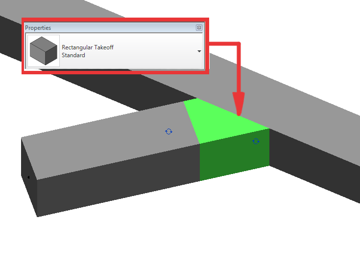 Solved: Duct Fitting - Angle Taps  - Autodesk Community- Revit Products
