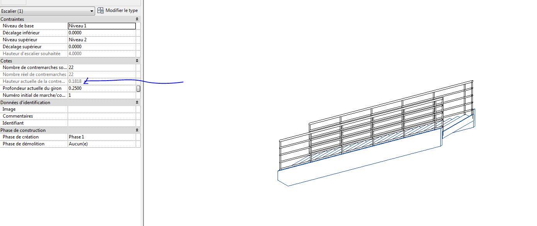 Largeur D Une Marche D Escalier résolu : changer l'épaisseur d'une contre marche d'escalier