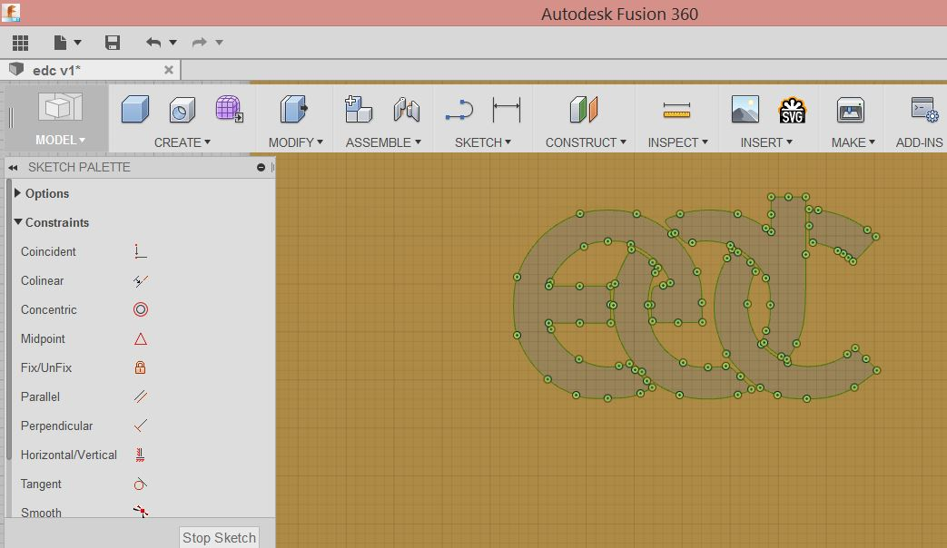 Engraving Fill not Trace - Autodesk Community- Fusion 360