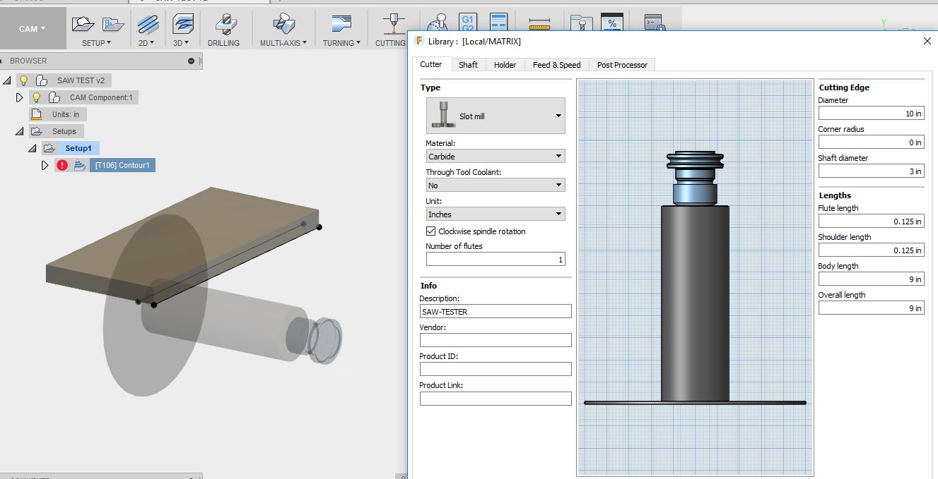 CAM FOR CNC WOODWORKING - Autodesk Community- Fusion 360