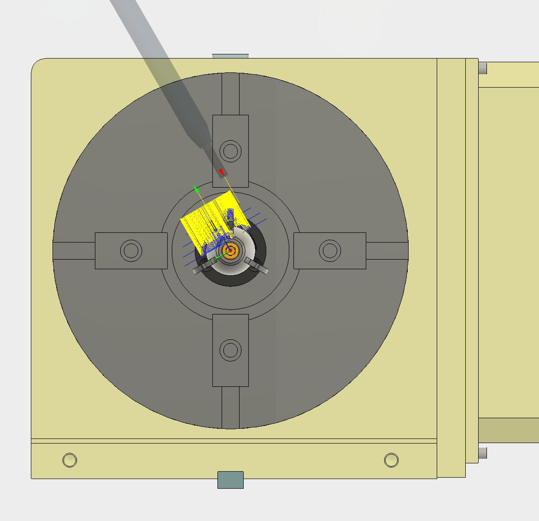 Solved: Okuma OSP-P300 post tool orientation issue