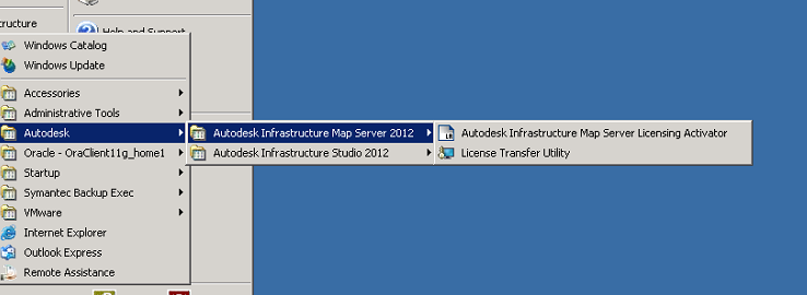 Solved: AIMS 2012 server and application migration