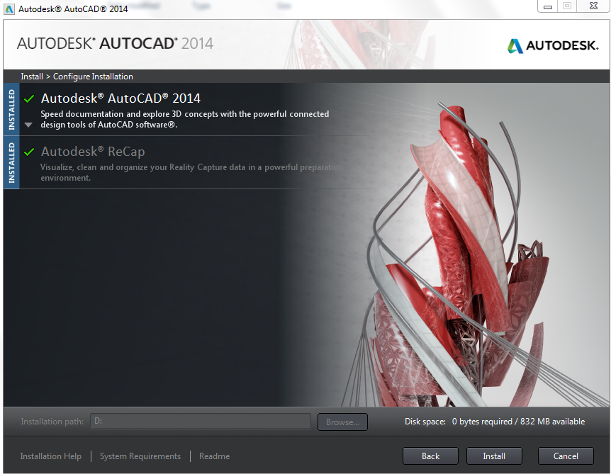 autocad 2014 studentenversion
