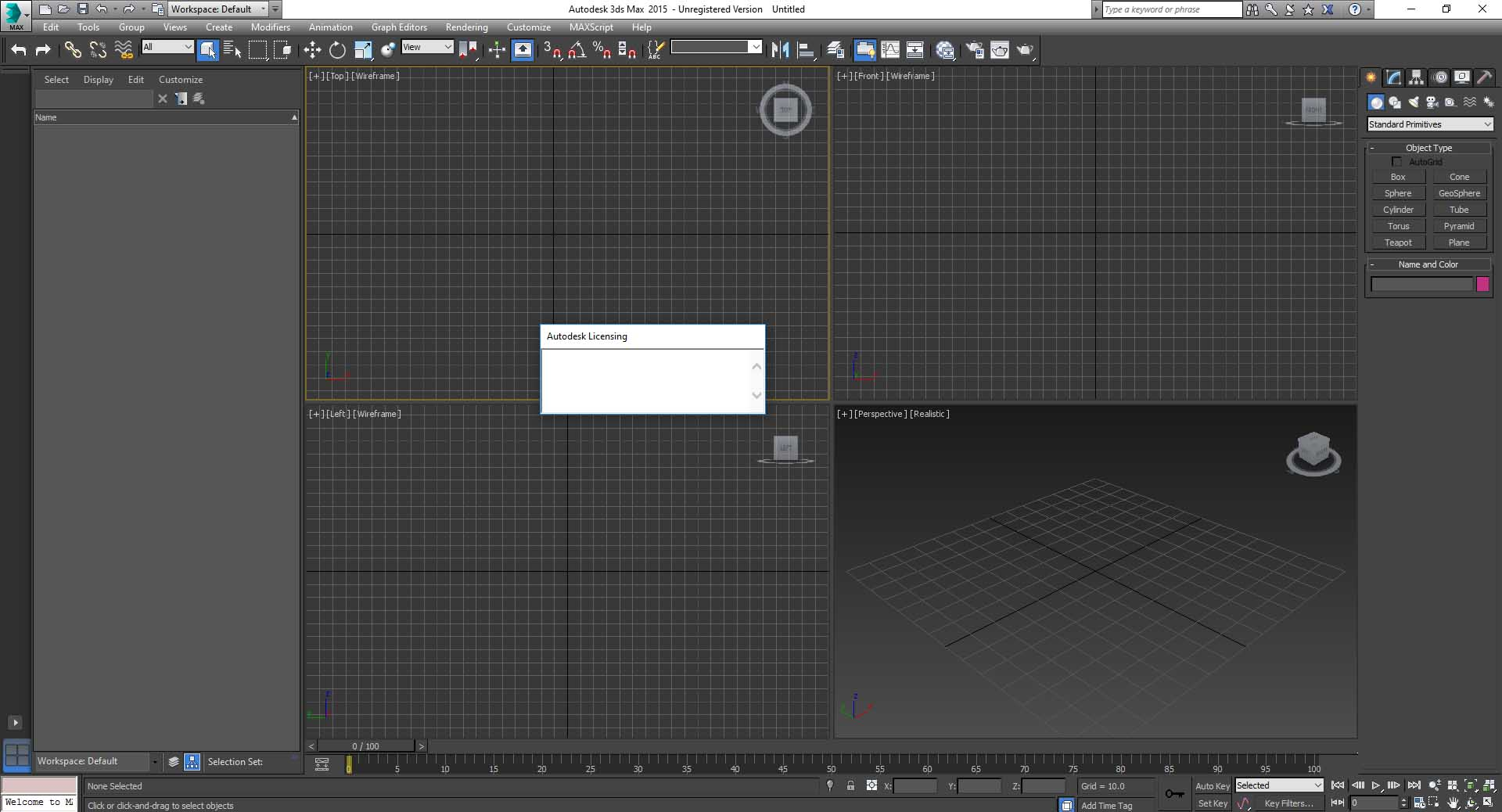 Product Key Autodesk 3ds Max 2015