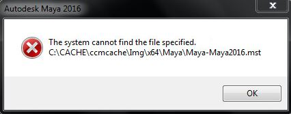 Maya 2016 SCCM installation issue - Autodesk Community