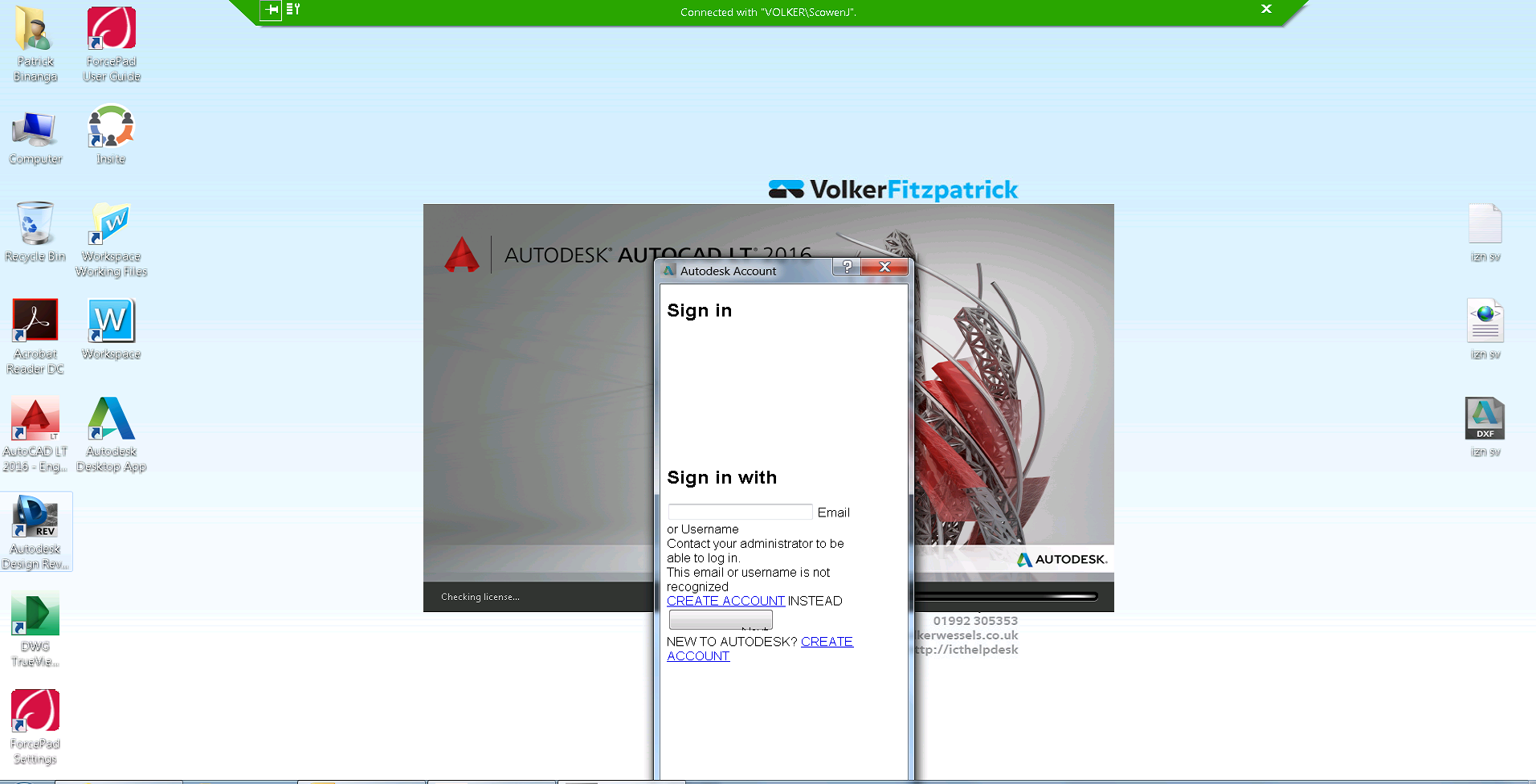 Peachy Solved Autodesk Account Login Displaying Incorrectly Autodesk Largest Home Design Picture Inspirations Pitcheantrous