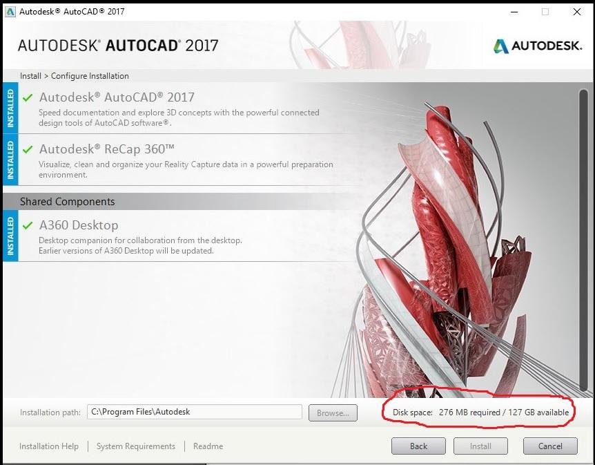 autocad download student version 2016