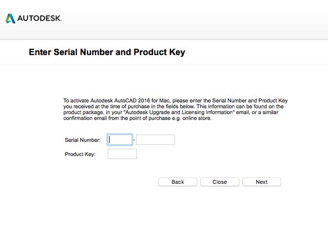 autocad 2016 product key generator