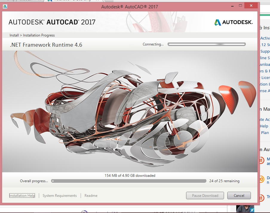 Solved  Problem With Installing Auto Cad 2017