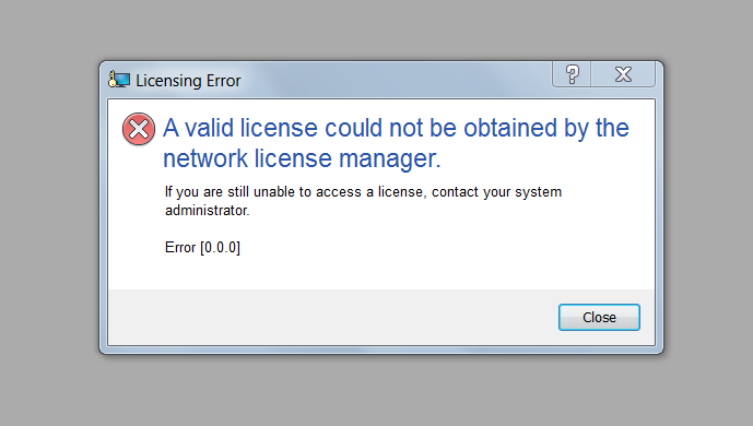 Solved: Borrowed license not working - Autodesk Community