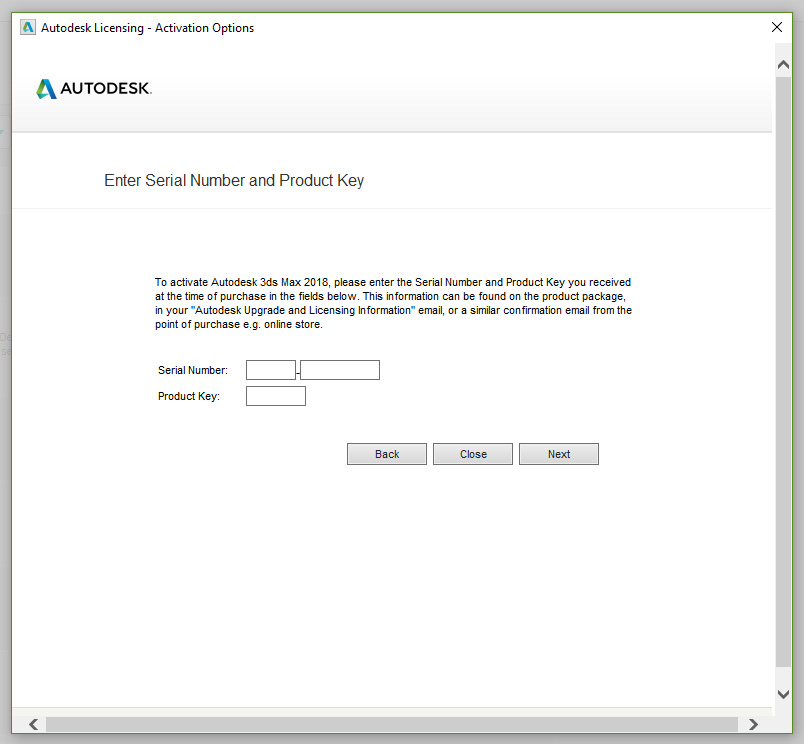 autodesk 3ds max 2015 serial number and product key crack