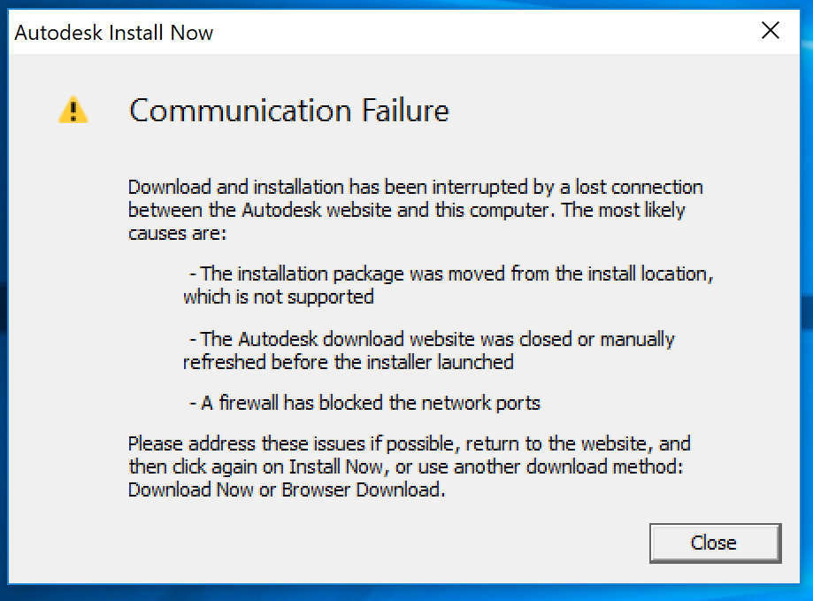 Solved: Revit 2018 will not install windows 10 - Autodesk