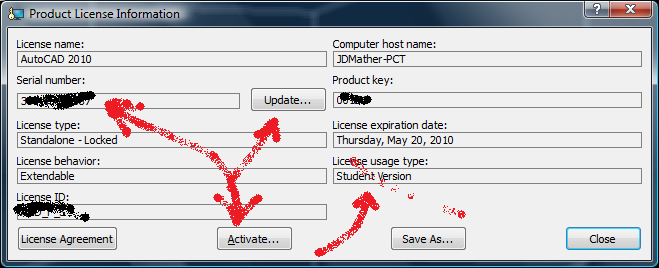 Autodesk 3ds max 9 serial number.