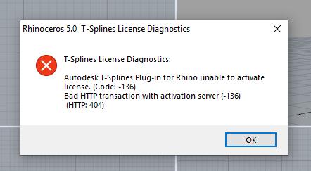 T-spline license - Autodesk Community- Installation and