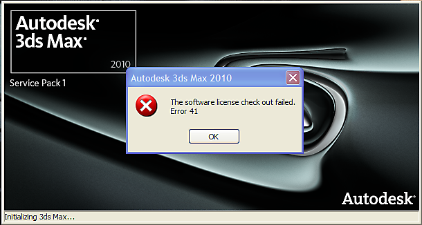 adapter error