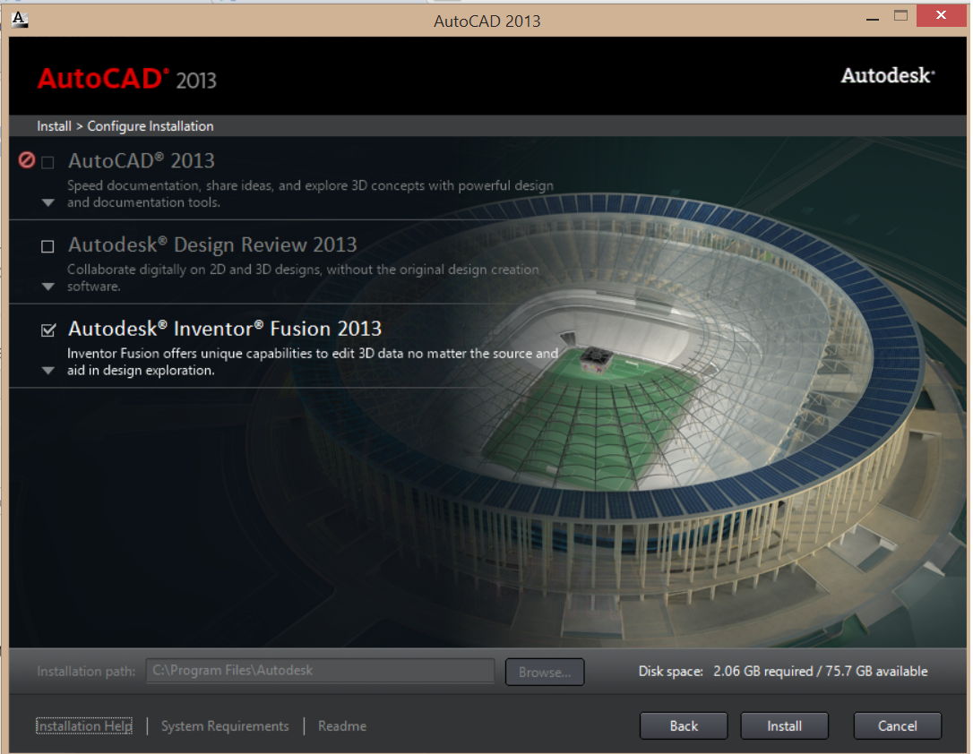 Autocad 2013 Crack Only 64 Bit Free Download